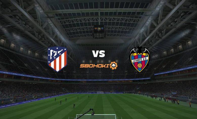 Live Streaming  Atletico Madrid vs Levante 20 Februari 2021 1