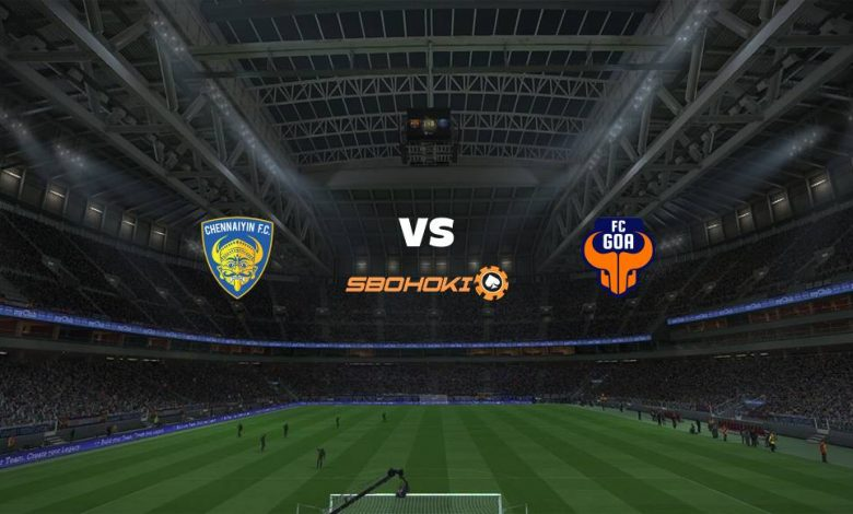Live Streaming  Chennaiyin FC vs FC Goa 13 Februari 2021 1
