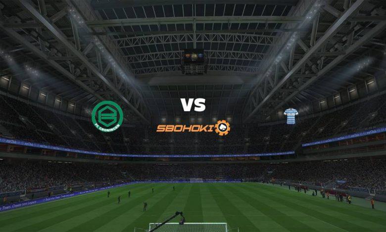 Live Streaming  FC Groningen vs PEC Zwolle 13 Februari 2021 1