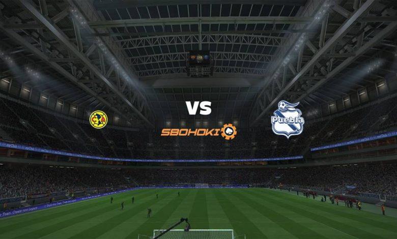 Live Streaming  América vs Puebla 7 Februari 2021 1