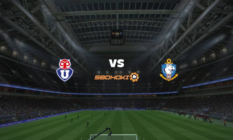 Live Streaming  Universidad de Chile vs Antofagasta 13 Februari 2021 1