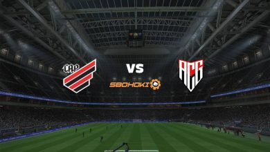 Photo of Live Streaming  Athletico-PR vs Atlético-GO 14 Februari 2021