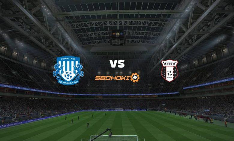Live Streaming  CSMS Iasi vs FK Astra Giurgiu 14 Februari 2021 1