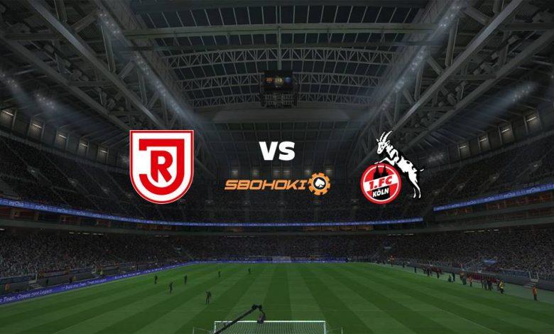 Live Streaming  SSV Jahn Regensburg vs FC Cologne 3 Februari 2021 1