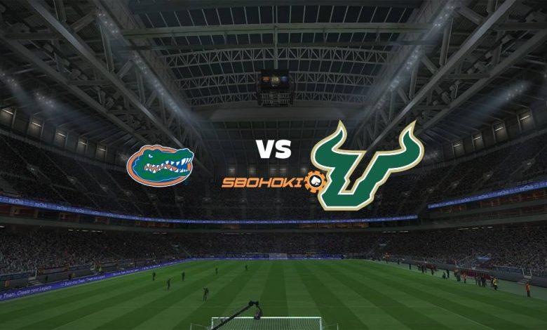 Live Streaming  Florida Gators vs South Florida 27 Februari 2021 1