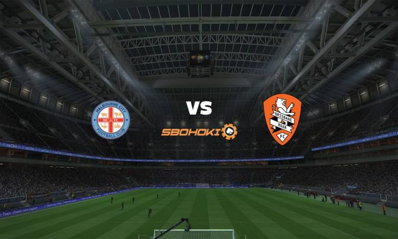 Live Streaming  Melbourne City FC vs Brisbane Roar (PPD) 26 Februari 2021 1