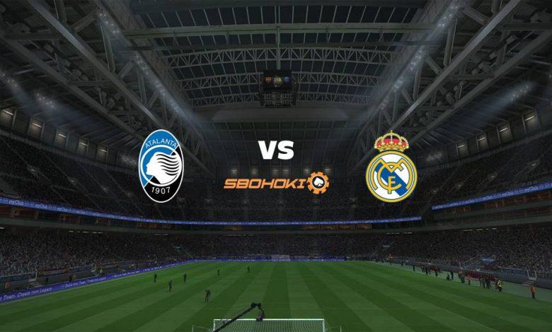 Live Streaming  Atalanta vs Real Madrid 24 Februari 2021 1