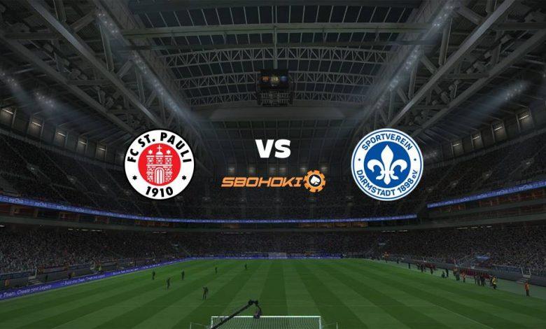 Live Streaming  St Pauli vs SV Darmstadt 98 20 Februari 2021 1