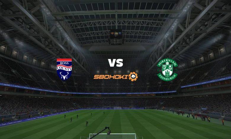 Live Streaming  Ross County vs Hibernian 13 Februari 2021 1