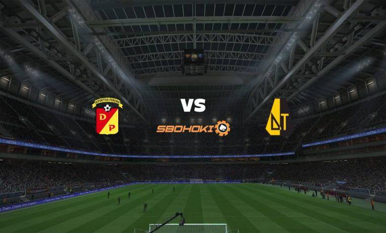 Live Streaming  Deportivo Pereira vs Deportes Tolima 3 Februari 2021 1