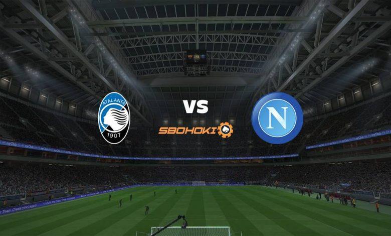 Live Streaming  Atalanta vs Napoli 10 Februari 2021 1