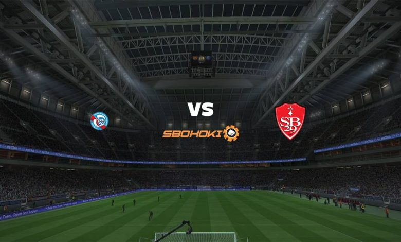 Live Streaming  Strasbourg vs Brest 3 Februari 2021 1