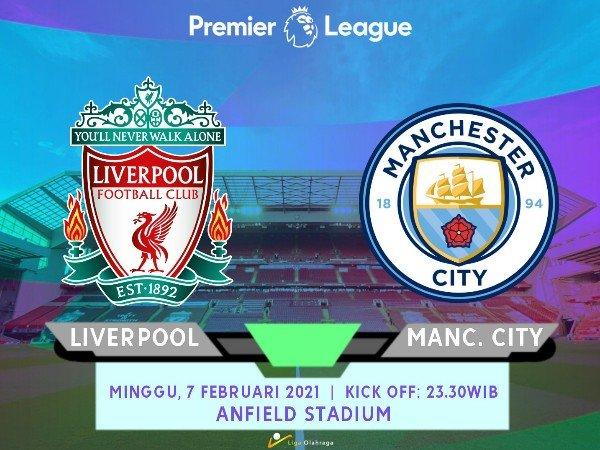 Pertarungan Perebutan Tahta: Liverpool vs Manchester City 1