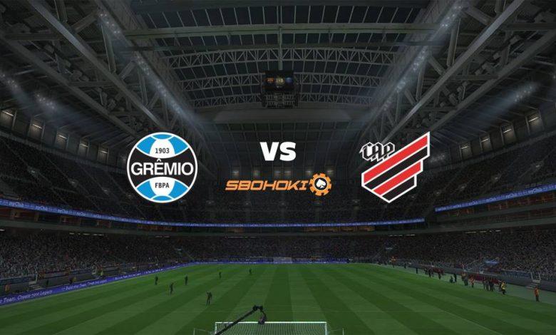 Live Streaming  Grêmio vs Athletico-PR 21 Februari 2021 1