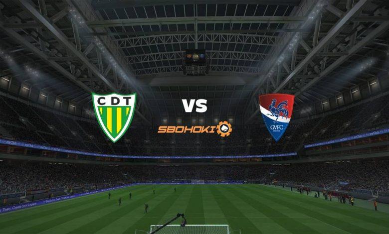 Live Streaming  Tondela vs Gil Vicente 28 Februari 2021 1