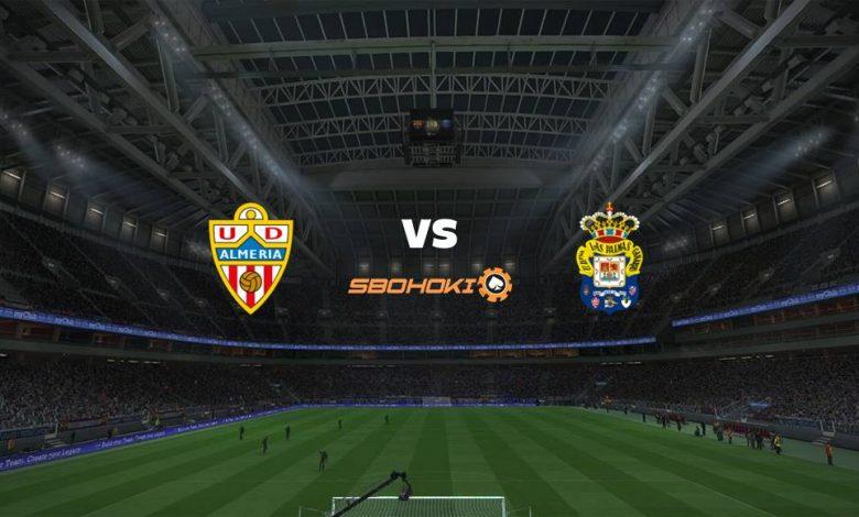 Live Streaming  Almería vs Las Palmas 14 Februari 2021 1