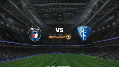 Photo of Live Streaming  Pisa vs Empoli 20 Februari 2021
