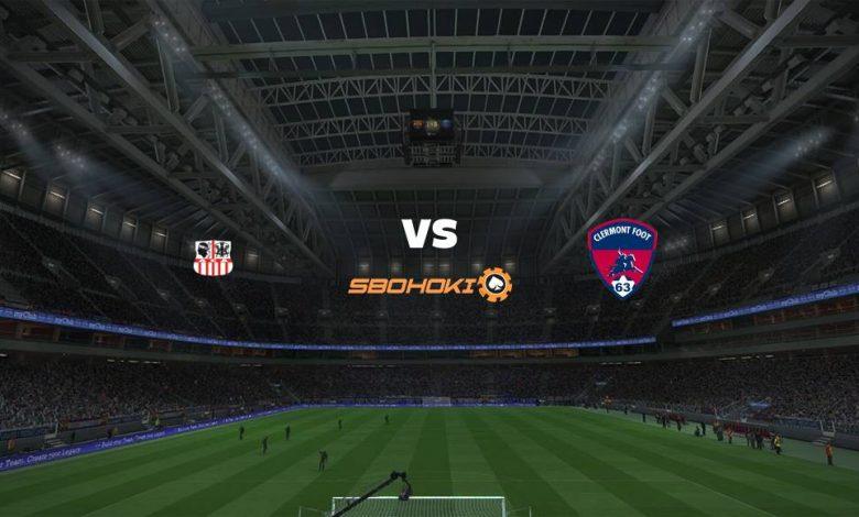 Live Streaming  AC Ajaccio vs Clermont Foot 20 Februari 2021 1