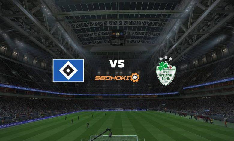 Live Streaming  Hamburg SV vs SpVgg Greuther Furth 13 Februari 2021 1