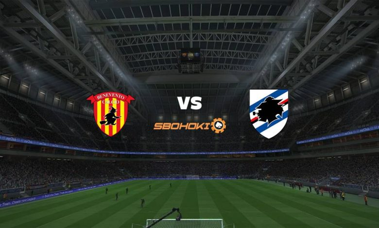 Live Streaming  Benevento vs Sampdoria 7 Februari 2021 1