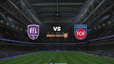 Photo of Live Streaming  VfL Osnabruck vs 1. FC Heidenheim 20 Februari 2021