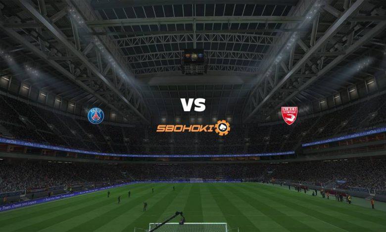 Live Streaming  Paris Saint-Germain vs Nimes 3 Februari 2021 1