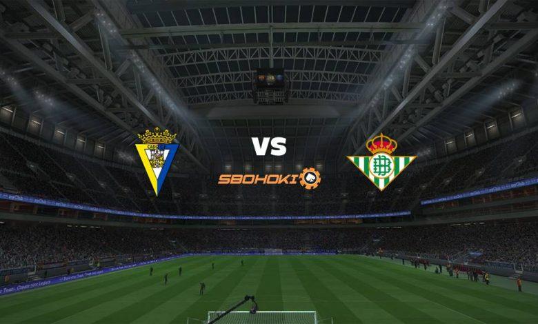 Live Streaming  Cádiz vs Real Betis 28 Februari 2021 1