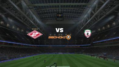 Photo of Live Streaming  Spartak Moscow vs Rubin Kazan 28 Februari 2021