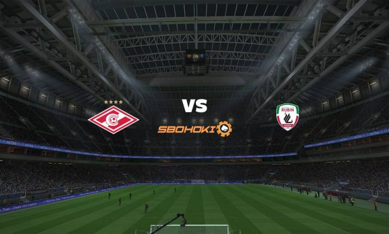 Live Streaming  Spartak Moscow vs Rubin Kazan 28 Februari 2021 1