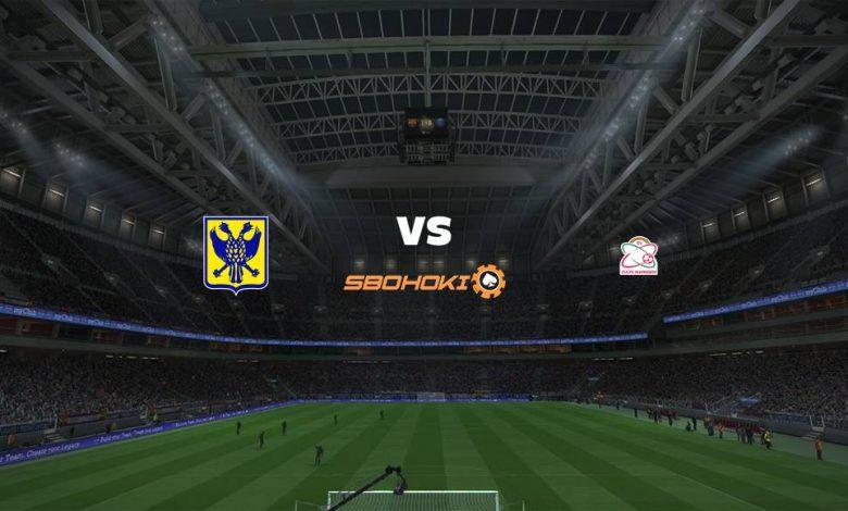 Live Streaming  Sint-Truidense vs Zulte-Waregem 13 Februari 2021 1