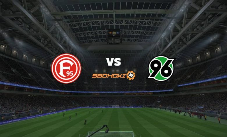 Live Streaming  Fortuna Düsseldorf vs Hannover 96 21 Februari 2021 1