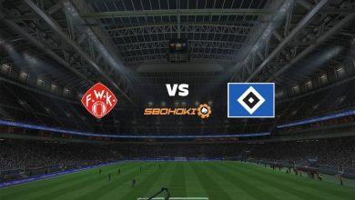 Photo of Live Streaming  Würzburger Kickers vs Hamburg SV 21 Februari 2021