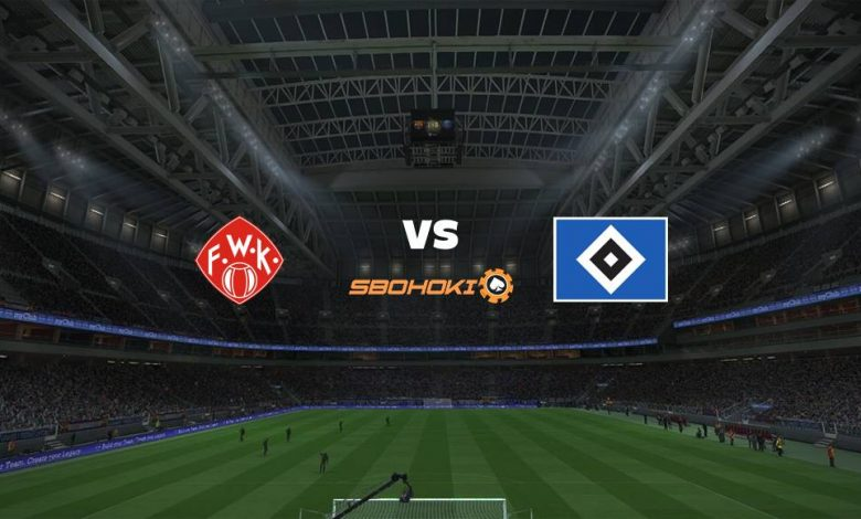 Live Streaming  Würzburger Kickers vs Hamburg SV 21 Februari 2021 1