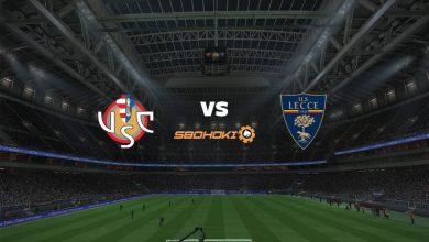 Photo of Live Streaming  Cremonese vs Lecce 13 Februari 2021