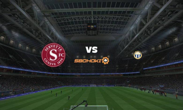 Live Streaming  Servette vs FC Zürich 27 Februari 2021 1