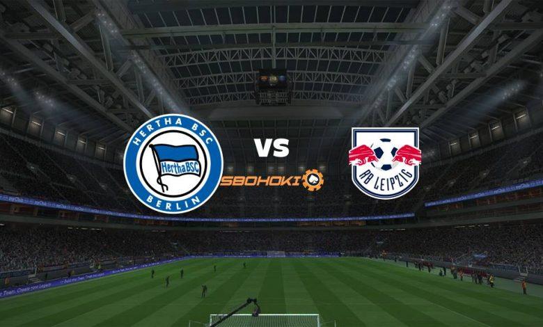 Live Streaming  Hertha Berlin vs RB Leipzig 21 Februari 2021 1