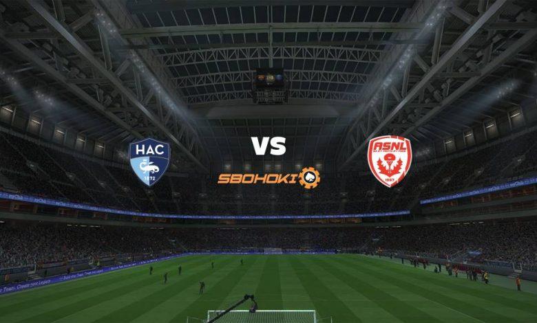 Live Streaming  Le Havre AC vs AS Nancy Lorraine 3 Februari 2021 1