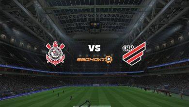 Photo of Live Streaming  Corinthians vs Athletico-PR 7 Februari 2021