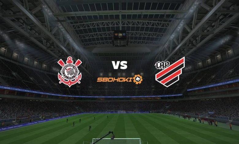 Live Streaming  Corinthians vs Athletico-PR 7 Februari 2021 1