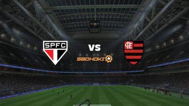 Photo of Live Streaming  São Paulo vs Flamengo 26 Februari 2021