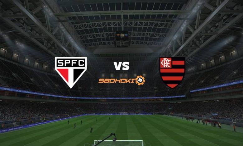 Live Streaming  São Paulo vs Flamengo 26 Februari 2021 1