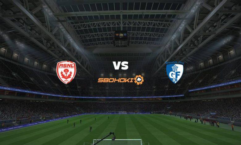 Live Streaming  AS Nancy Lorraine vs Grenoble 20 Februari 2021 1
