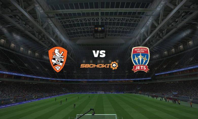 Live Streaming  Brisbane Roar vs Newcastle Jets 14 Februari 2021 1