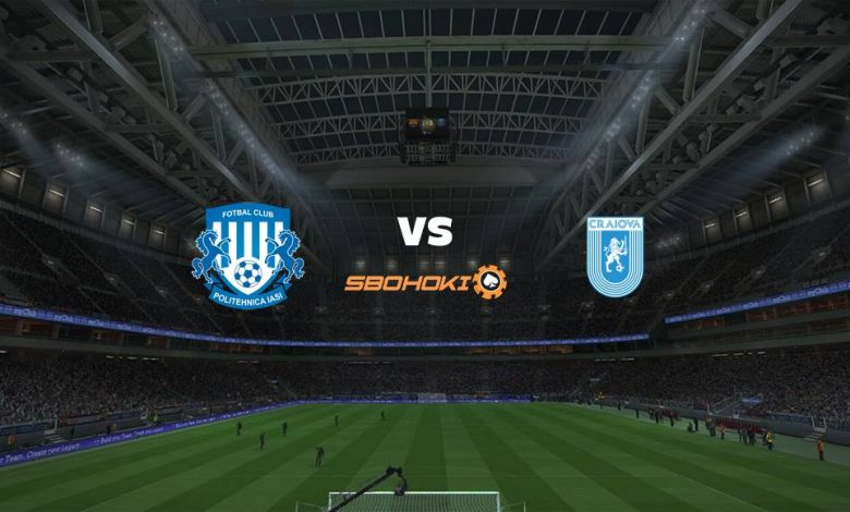 Live Streaming  CSMS Iasi vs Universitatea Craiova 2 Februari 2021 1