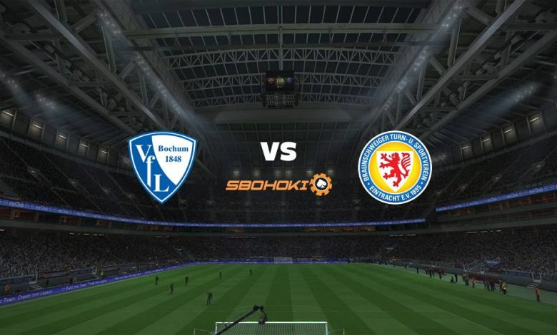 Live Streaming  VfL Bochum vs TSV Eintracht Braunschweig 14 Februari 2021 1