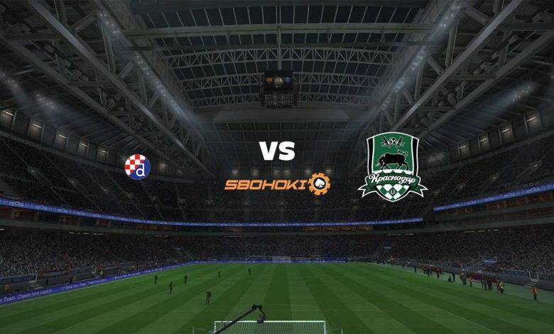 Live Streaming  Dinamo Zagreb vs Krasnodar 25 Februari 2021 1
