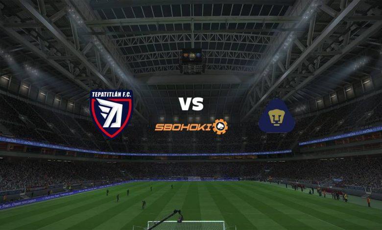 Live Streaming  Tepatitlán FC vs Pumas Tabasco 26 Februari 2021 1