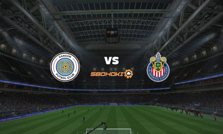Live Streaming  Cancún FC vs Tapatío 25 Februari 2021 1
