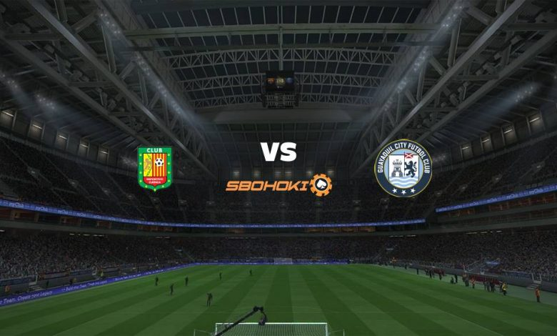 Live Streaming  Deportivo Cuenca vs Guayaquil City FC 27 Februari 2021 1