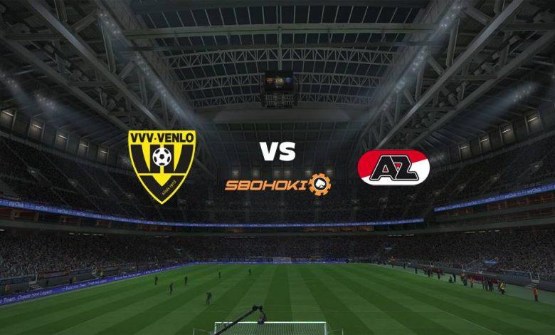 Live Streaming  VVV-Venlo vs AZ Alkmaar 20 Februari 2021 1
